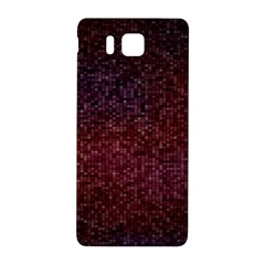 3d Tiny Dots Pattern Texture Samsung Galaxy Alpha Hardshell Back Case
