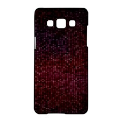 3d Tiny Dots Pattern Texture Samsung Galaxy A5 Hardshell Case