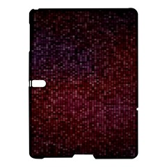 3d Tiny Dots Pattern Texture Samsung Galaxy Tab S (10.5 ) Hardshell Case