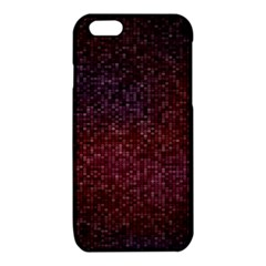 3d Tiny Dots Pattern Texture iPhone 6/6S TPU Case