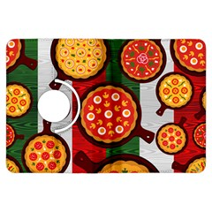 Pizza Italia Beef Flag Kindle Fire HDX Flip 360 Case