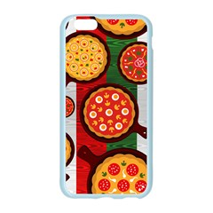 Pizza Italia Beef Flag Apple Seamless iPhone 6/6S Case (Color)