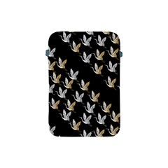 Goose Swan Gold White Black Fly Apple iPad Mini Protective Soft Cases