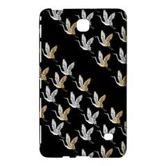 Goose Swan Gold White Black Fly Samsung Galaxy Tab 4 (7 ) Hardshell Case