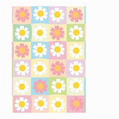 Season Flower Sunflower Blue Yellow Purple Pink Small Garden Flag (two Sides)