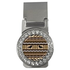 African Vector Patterns  Money Clips (cz)