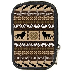 African Vector Patterns  Compact Camera Cases