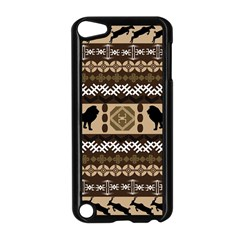 African Vector Patterns  Apple iPod Touch 5 Case (Black)