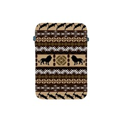 African Vector Patterns  Apple iPad Mini Protective Soft Cases