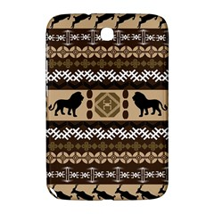 African Vector Patterns  Samsung Galaxy Note 8 0 N5100 Hardshell Case