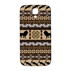 African Vector Patterns  Samsung Galaxy S4 I9500/i9505  Hardshell Back Case