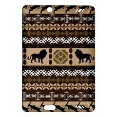 African Vector Patterns  Amazon Kindle Fire HD (2013) Hardshell Case