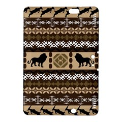African Vector Patterns  Kindle Fire Hdx 8 9  Hardshell Case