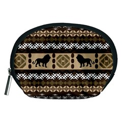 African Vector Patterns  Accessory Pouches (Medium)