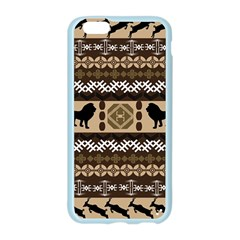 African Vector Patterns  Apple Seamless iPhone 6/6S Case (Color)