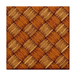 Vector Square Texture Pattern Tile Coasters