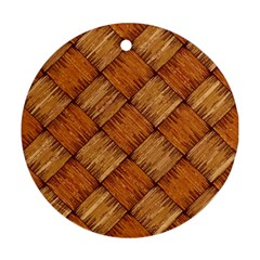 Vector Square Texture Pattern Ornament (round)