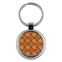 Vector Square Texture Pattern Key Chains (round)