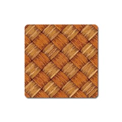 Vector Square Texture Pattern Square Magnet