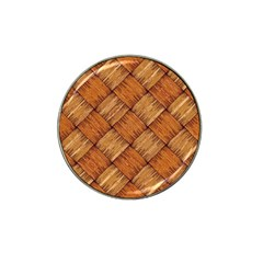 Vector Square Texture Pattern Hat Clip Ball Marker (4 Pack)