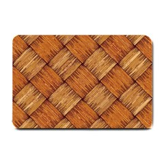 Vector Square Texture Pattern Small Doormat