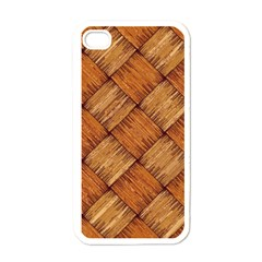 Vector Square Texture Pattern Apple Iphone 4 Case (white)