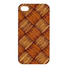 Vector Square Texture Pattern Apple Iphone 4/4s Hardshell Case