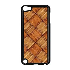 Vector Square Texture Pattern Apple Ipod Touch 5 Case (black)