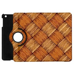 Vector Square Texture Pattern Apple Ipad Mini Flip 360 Case