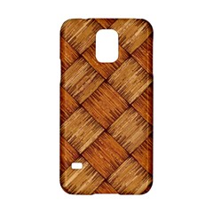 Vector Square Texture Pattern Samsung Galaxy S5 Hardshell Case