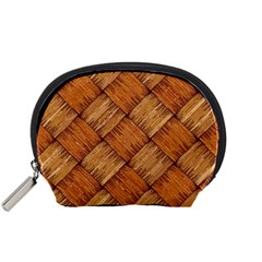 Vector Square Texture Pattern Accessory Pouches (Small)