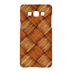 Vector Square Texture Pattern Samsung Galaxy A5 Hardshell Case