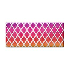 Colorful Rainbow Moroccan Pattern Cosmetic Storage Cases