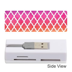 Colorful Rainbow Moroccan Pattern Memory Card Reader (stick)