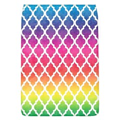 Colorful Rainbow Moroccan Pattern Flap Covers (l)