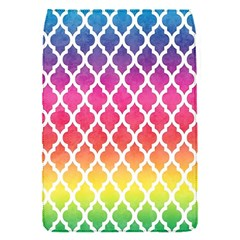 Colorful Rainbow Moroccan Pattern Flap Covers (s)