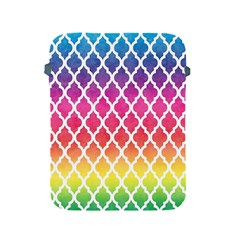 Colorful Rainbow Moroccan Pattern Apple Ipad 2/3/4 Protective Soft Cases