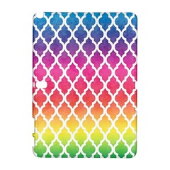 Colorful Rainbow Moroccan Pattern Galaxy Note 1