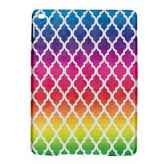 Colorful Rainbow Moroccan Pattern Ipad Air 2 Hardshell Cases