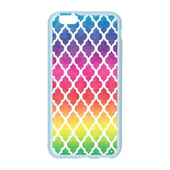 Colorful Rainbow Moroccan Pattern Apple Seamless iPhone 6/6S Case (Color)