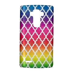 Colorful Rainbow Moroccan Pattern Lg G4 Hardshell Case