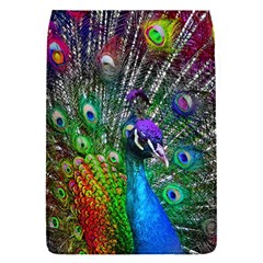 3d Peacock Pattern Flap Covers (s)
