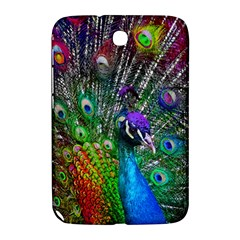3d Peacock Pattern Samsung Galaxy Note 8.0 N5100 Hardshell Case