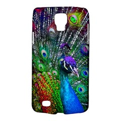 3d Peacock Pattern Galaxy S4 Active