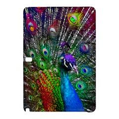 3d Peacock Pattern Samsung Galaxy Tab Pro 12.2 Hardshell Case