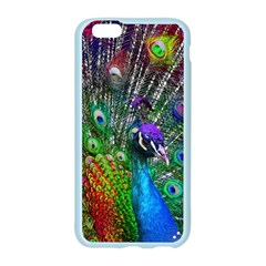 3d Peacock Pattern Apple Seamless iPhone 6/6S Case (Color)