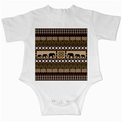 African Vector Patterns  Infant Creepers