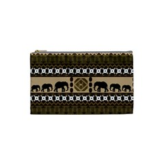 African Vector Patterns  Cosmetic Bag (small)