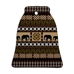 African Vector Patterns  Ornament (bell)