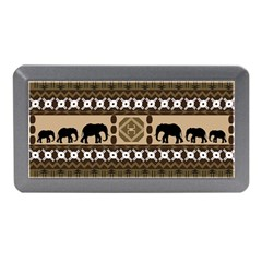 African Vector Patterns  Memory Card Reader (mini)